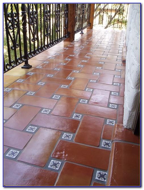 Terra Cotta Tile Flooring Design