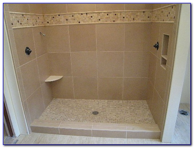 Tile Over Shower Panels