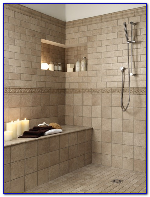 Tile Patterns For Bathroom Floors
