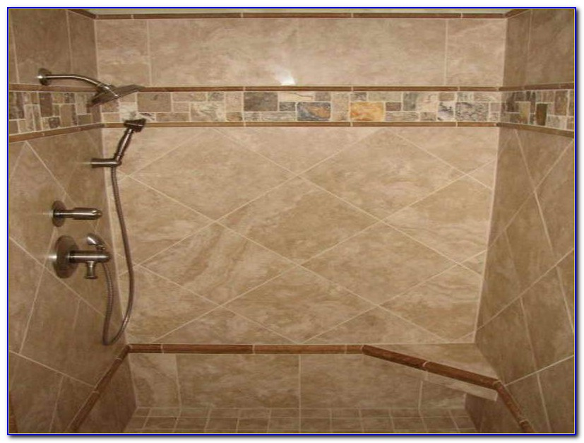 Tile Patterns For Bathrooms