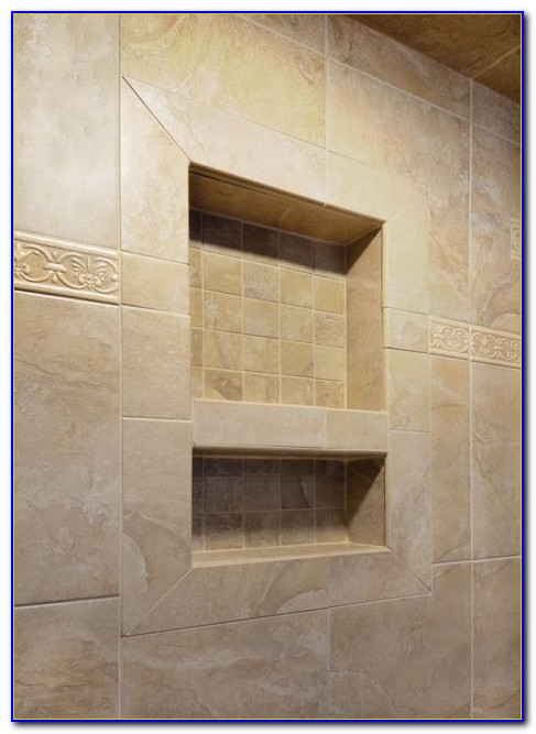 Tile Ready Shower Niche Australia