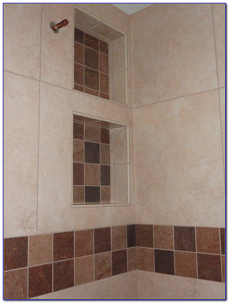 Tile Ready Shower Niche Installation