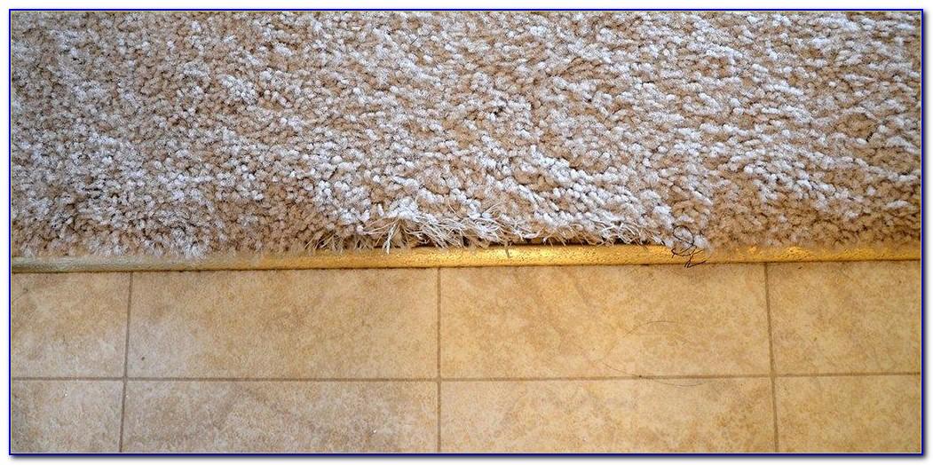 Tile To Carpet Transition Piece
