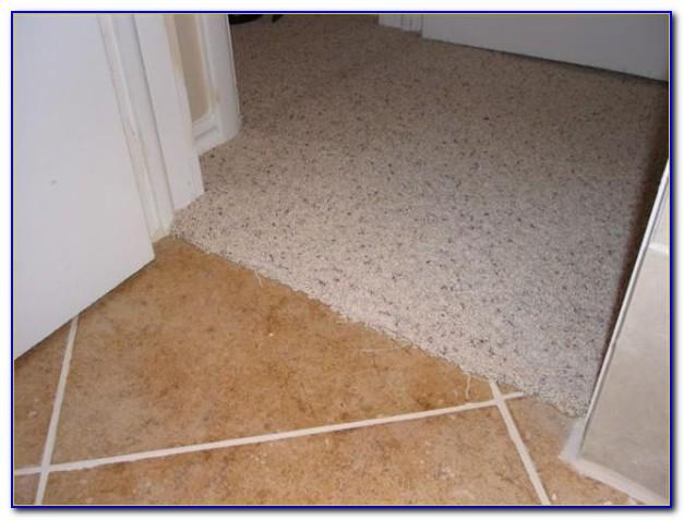 Tile To Carpet Transition Strips
