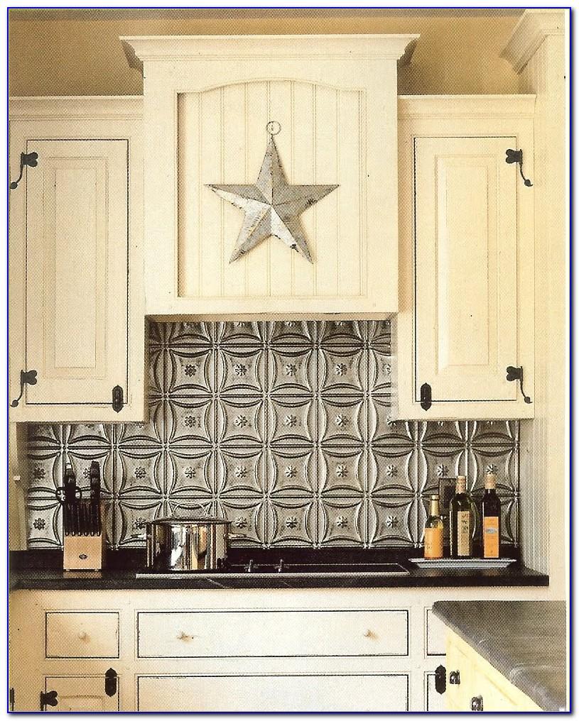 Tin Tiles For Backsplash Uk