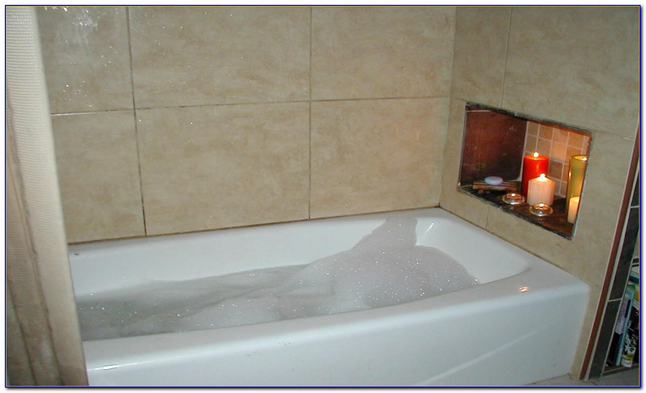 Tub Surrounds That Look Like Ceramic Tile