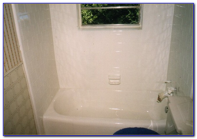 Tub Surrounds That Look Like Subway Tile