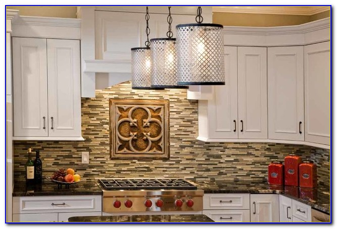 Vintage Tin Tiles For Backsplash