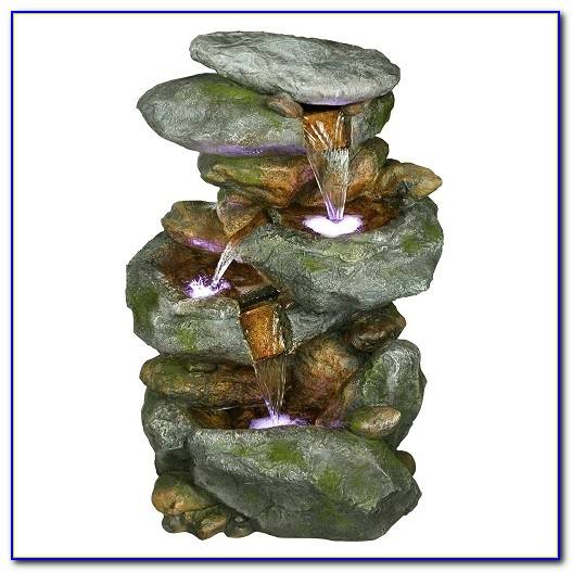 Waterfall Tabletop Fountain