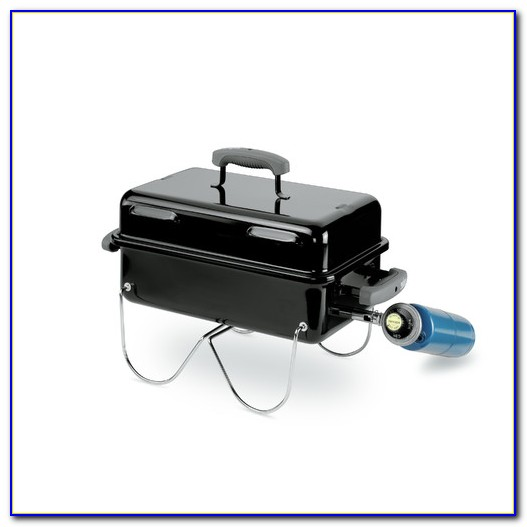 Weber Tabletop Propane Grill