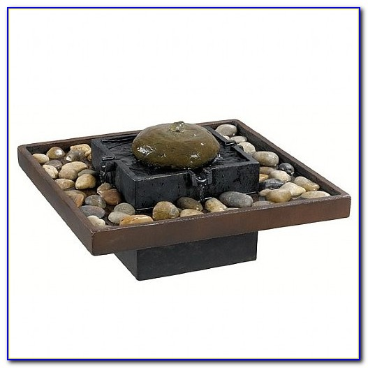 Zen Water Fountain Tabletop