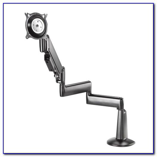 Adjustable Monitor Arms Desk Mount