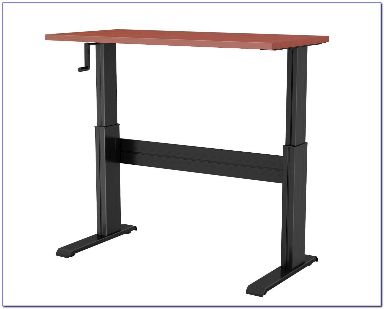 Adjustable Stand Up Desktop