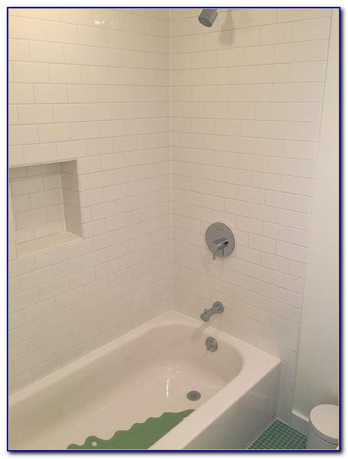 Ann Sacks Subway Tile White