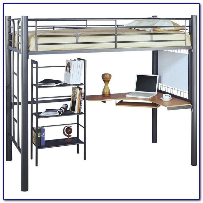 Beds With Desks Underneath Uk