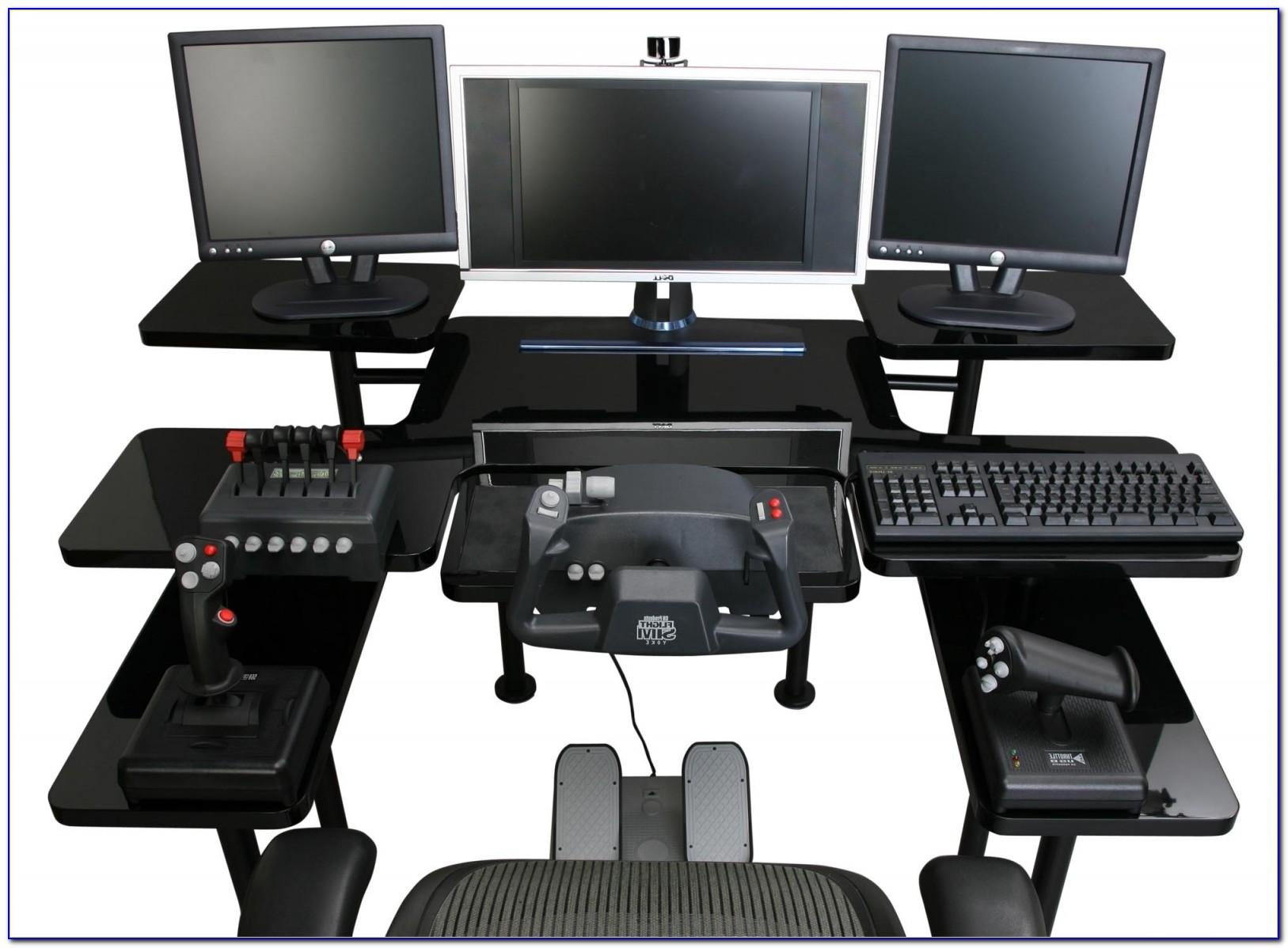 Best Desk For Multiple Monitors