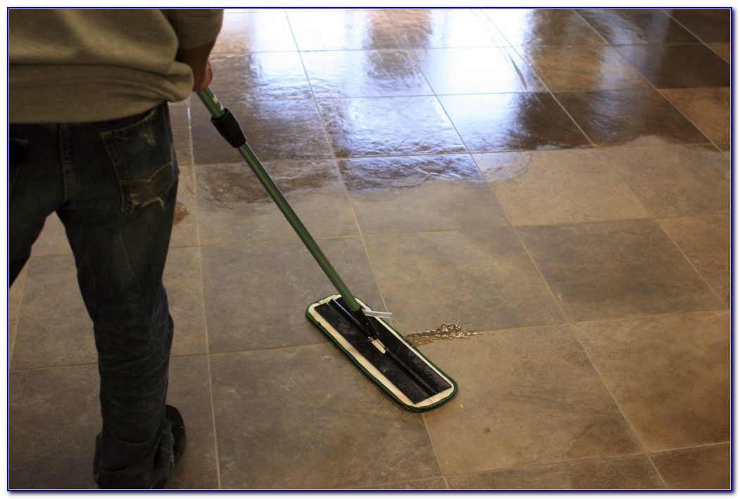 Best Mop To Clean Porcelain Tile Floors