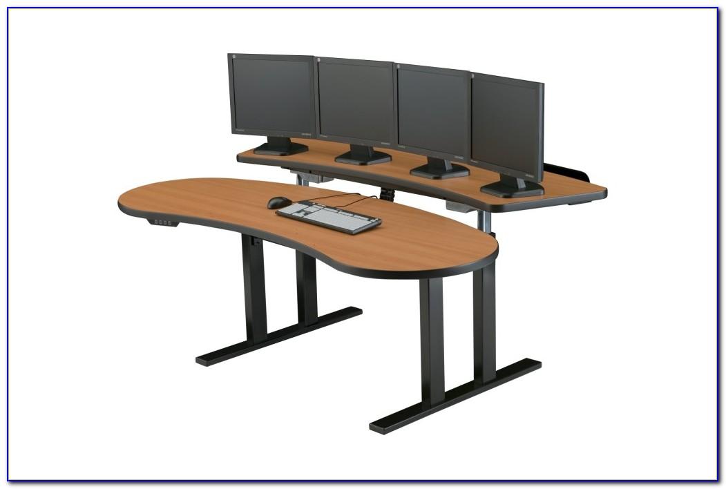 Best Sit Stand Computer Desk