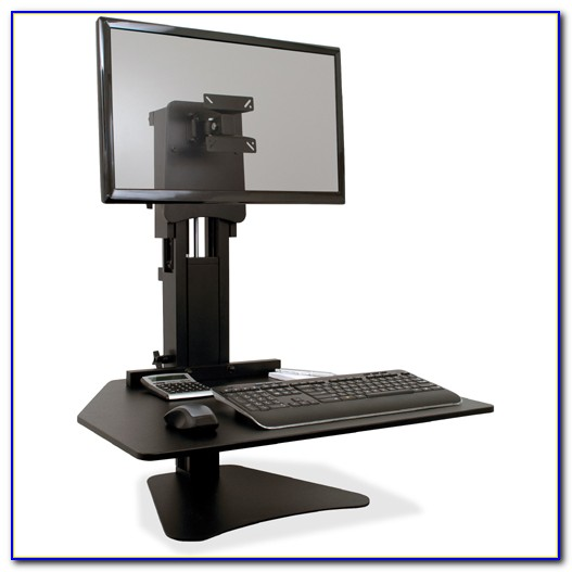 Best Sit Stand Desk Converter