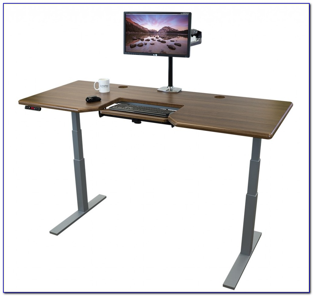 Best Stand Up Adjustable Desk