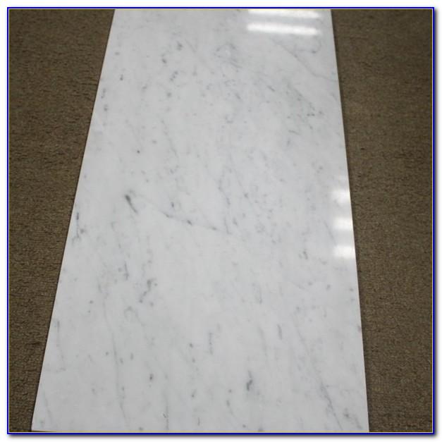 Bianco Carrara Marble Tile 12x12
