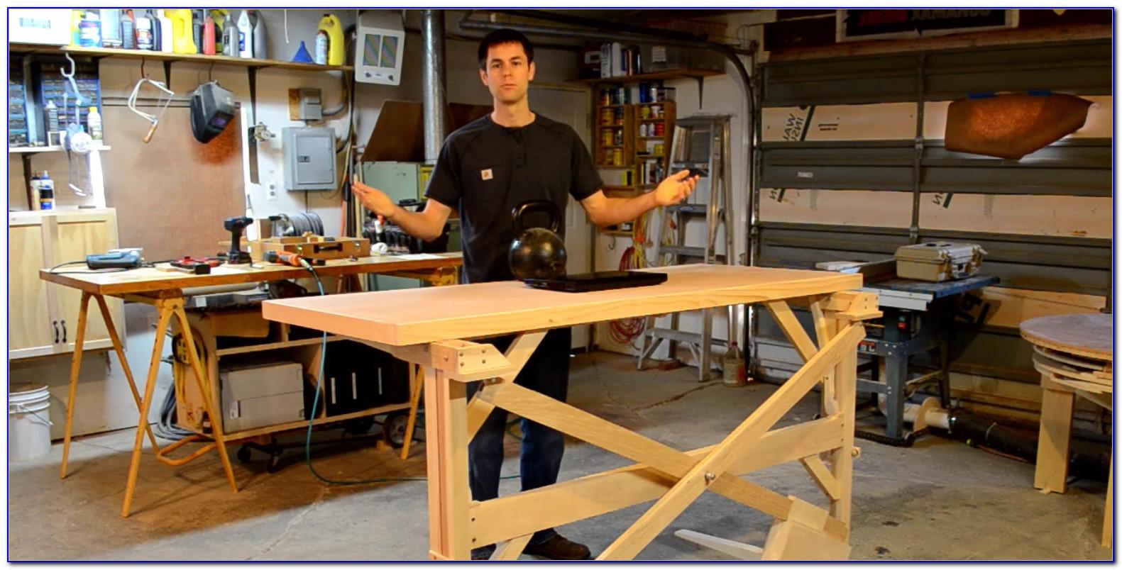 Build A Standing Desk Ikea