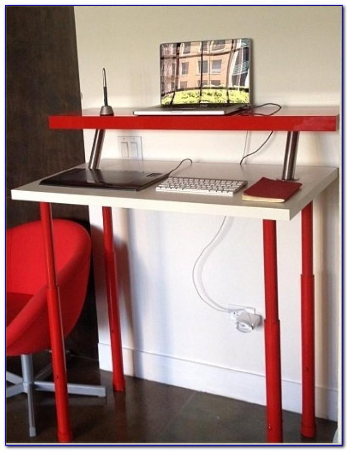 Build A Standing Desk Plans