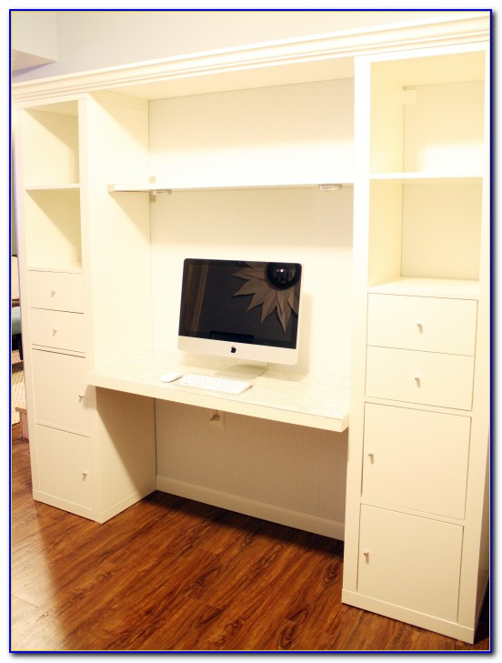 Built In Desk Units Ikea
