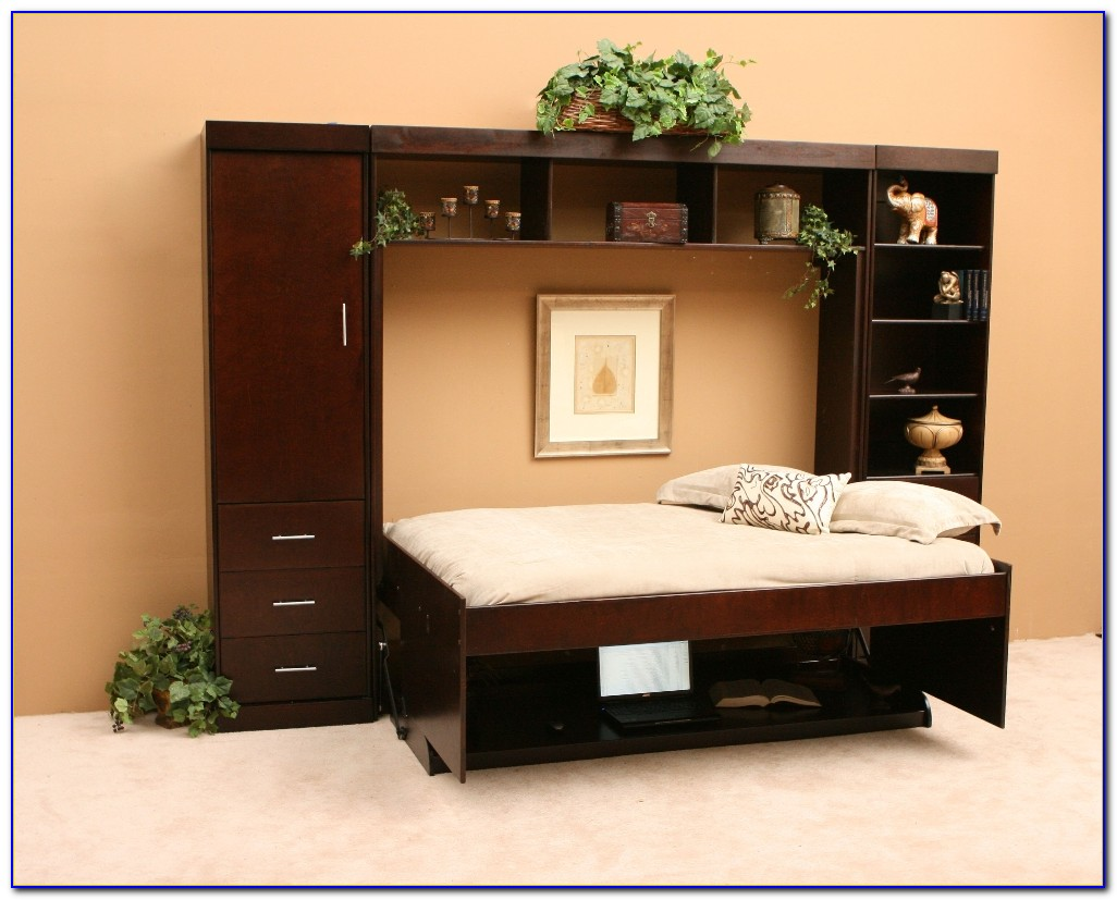 Bunk Bed Desk And Futon