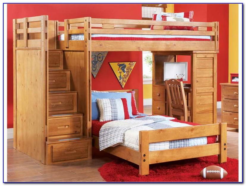 Bunk Bed With Desk Underneath Costco