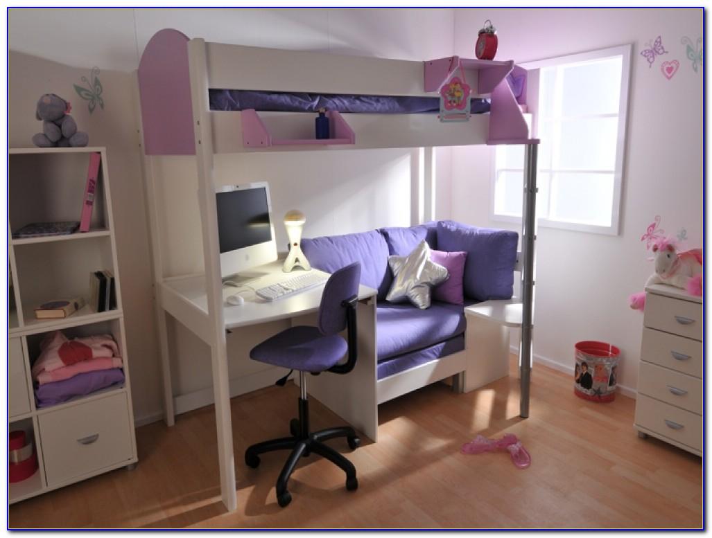 Bunk Beds With Desks Ikea