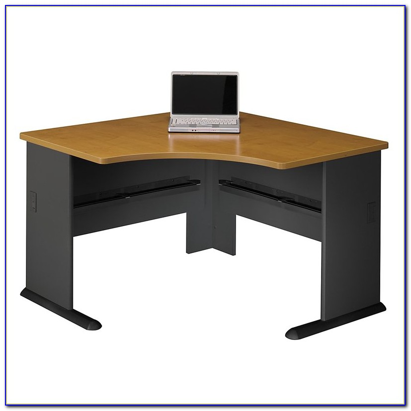 Bush Furniture Corner Desk With Hutch