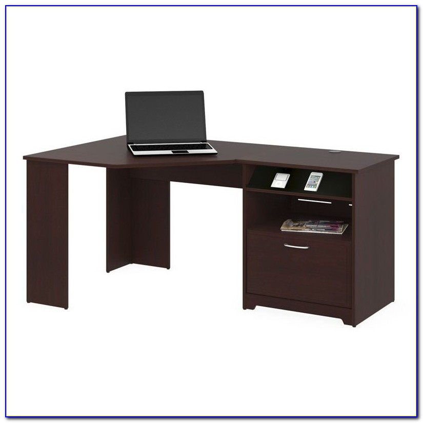 Bush Vantage Corner Desk Dimensions