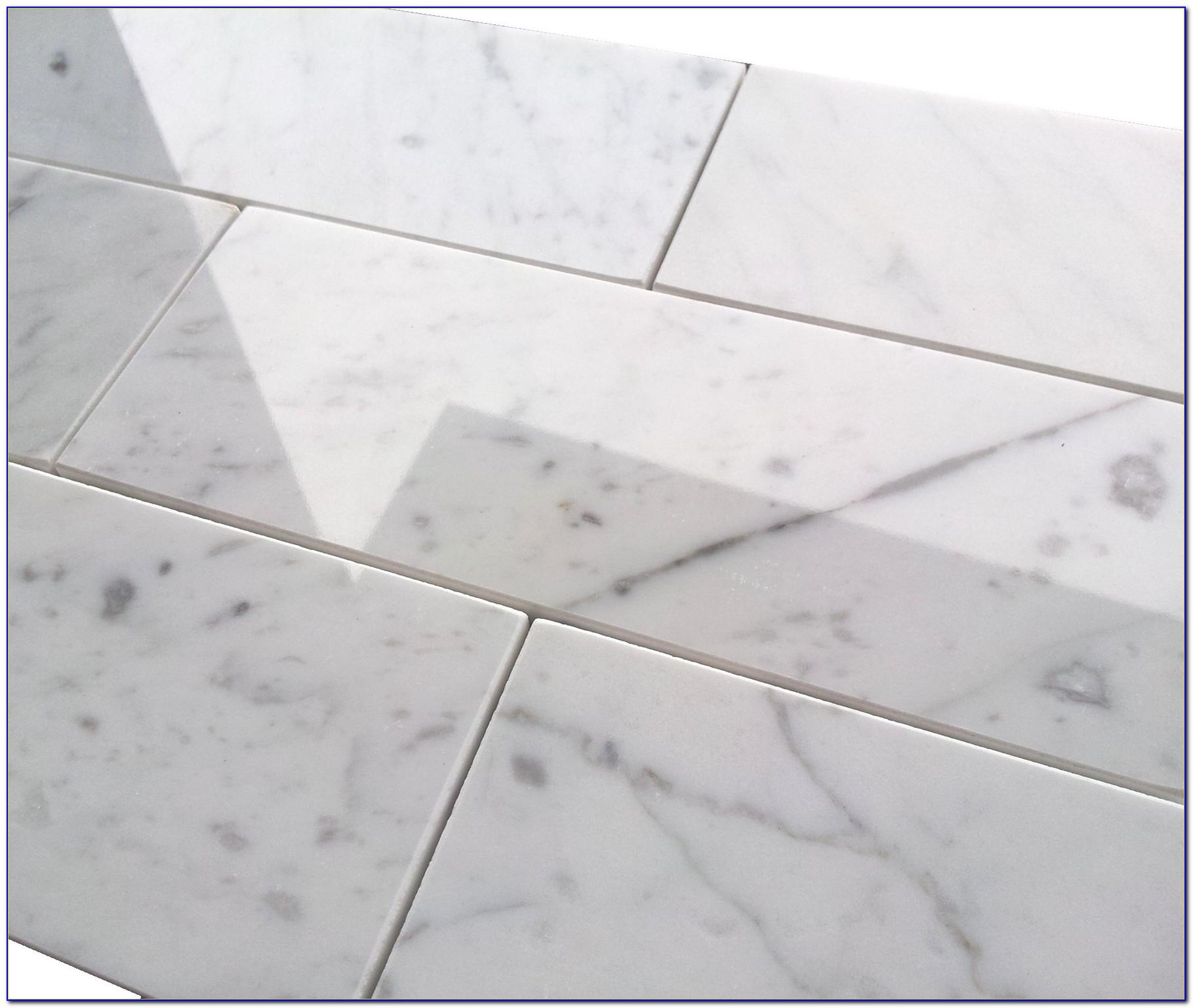Carrara Marble Floor Tiles Sydney