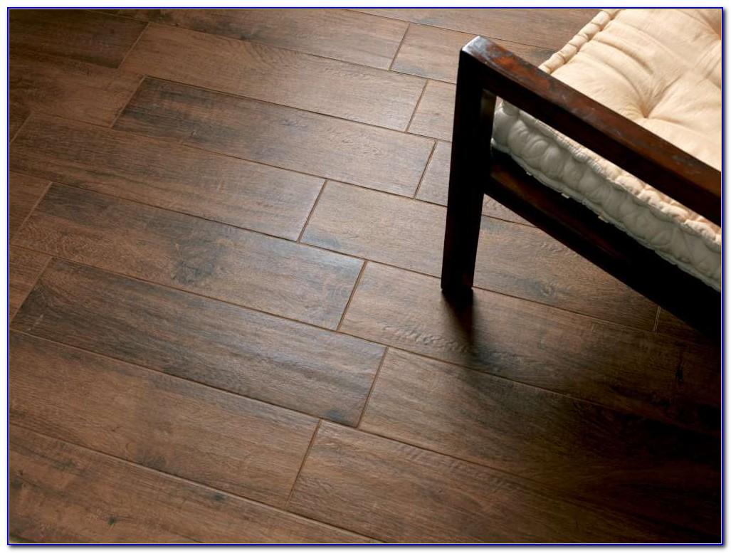 Ceramic Tile Planks That Look Like Wood