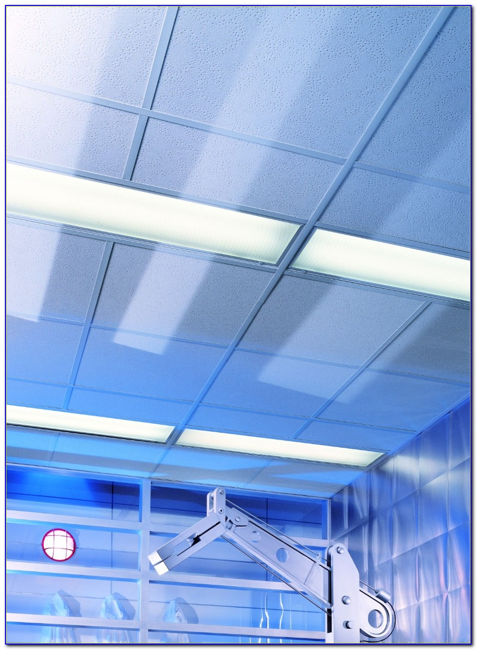 Clean Room Ceiling Tile Clips