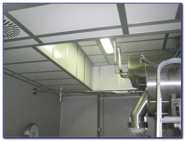 Clean Room Climaplus Ceiling Tiles