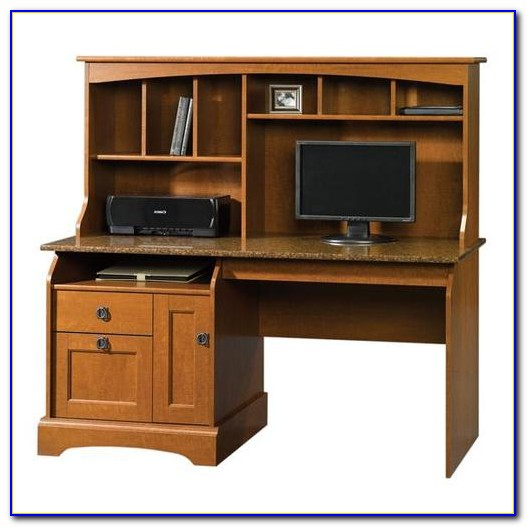 Computer Desk With Hutch L Shaped