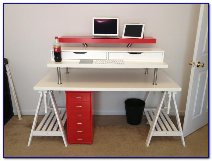 Convert Desk Into Stand Up Desk