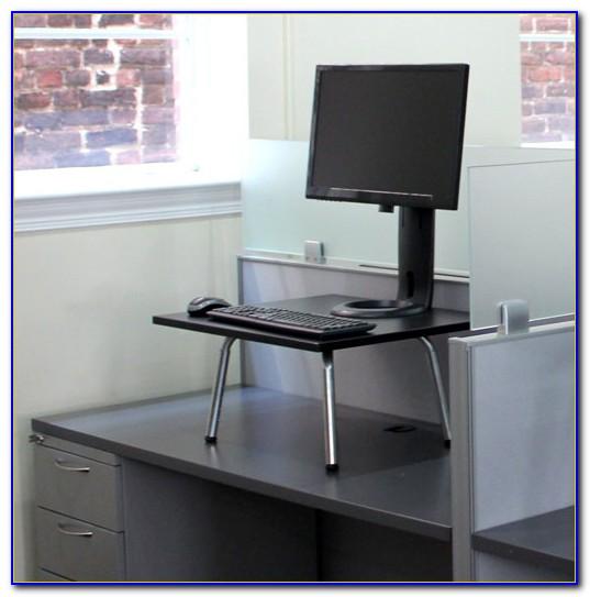 Convert Desktop To Standing Desk