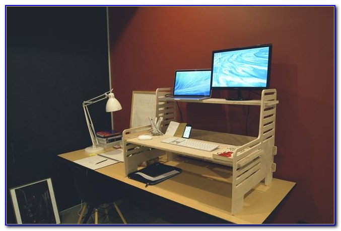 Convert Office Desk To Standing Desk
