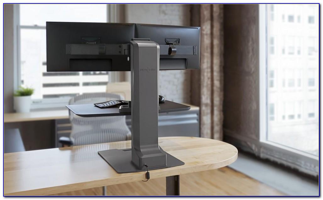 Convert Sitting Desk Into Standing Desk