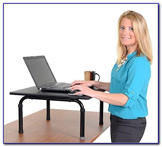 Convert Standard Desk Into Standing Desk