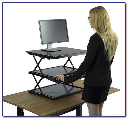 Convert Standard Desk To Standing