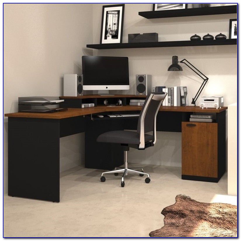 Corner Home Office Computer Desk