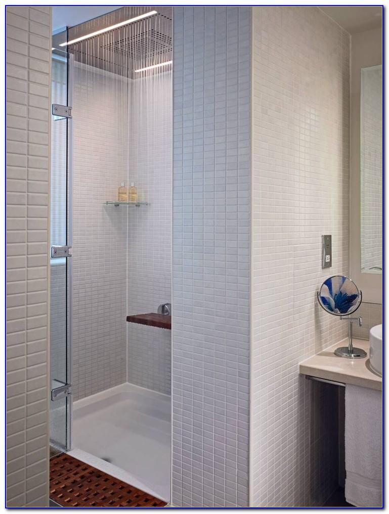 Custom Shower Pan Tile Ready