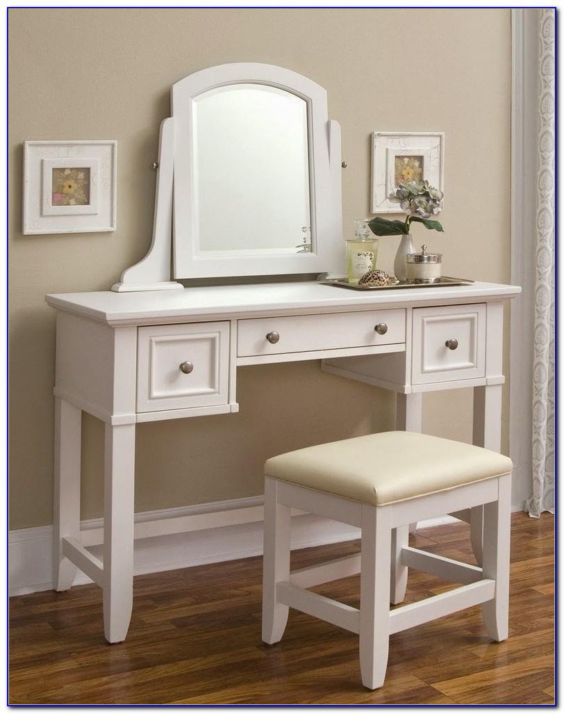 Desk And Vanity Combo Ideas