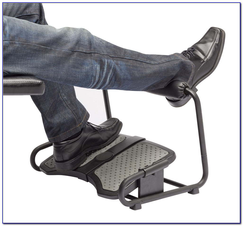 Desk Chair With Footrest