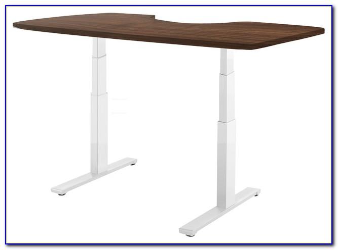 Diy Adjustable Height Desk Crank