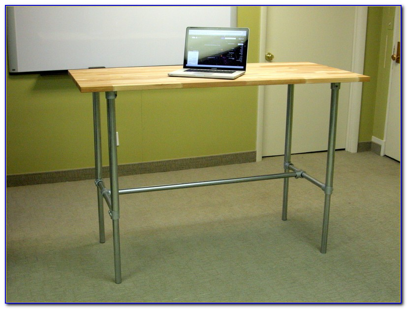 Diy Electric Adjustable Height Desk